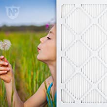 Nordic Pure, Air Filter, Recycled, Green, Environmental