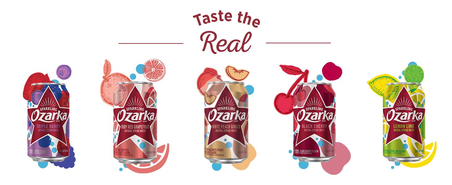 Taste the Real