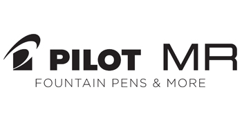 Pilot MR fountain pens are an alternative to gel pens for calligraphy and drawing.
