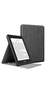 kindle paperwhite case cover stand sleeve charger screen protector