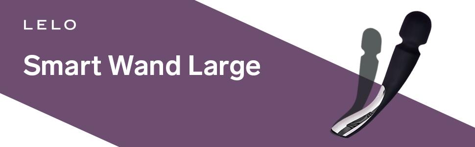 smart wand massager large
