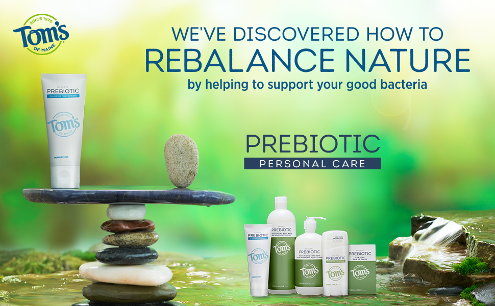 Prebiotic Personal Care