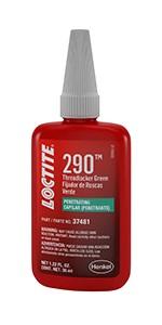 Loctite 222, Loctite 243, Loctite 290, Loctite 277, Loctite 263, Threadlocker, Liquid, Loctite 272