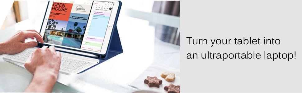 ipad air 2019 case with keyboard