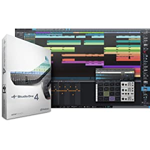 World-class recording software included.