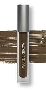 wunder2 wunderbrow brow gel long tint pencil kit waterproof makeup smudgeproof waterproof dye brown
