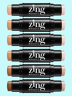 Makeup, Foundation, Lipstick, Lip Gloss, Lip Balm, Highlighter, Zing Beauty, Eye Shadow, Blush