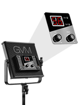 LED camera lighting
