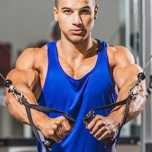 "Improves Muscle ""Pump"""