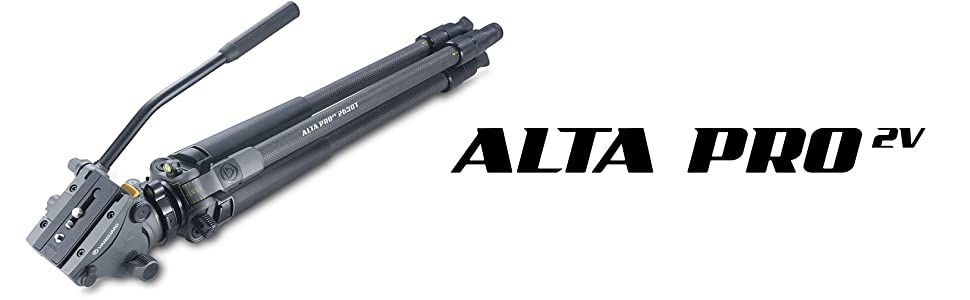 Vanguard Alta Pro 2 Video Tripod