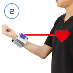 at home monitor device caretouch care touch best bpm blood pressure monitor doctor recommended omron
