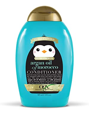 argan oil of morocco conditioner shine strength replenish silky smooth revive damaged