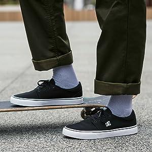 DC Shoes, skateboarding, Trase