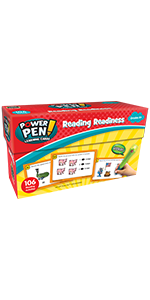 power pen learning cards Reading Readiness