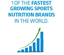 1 Of the Fastest Growing Sports Nutrition Brands in The World