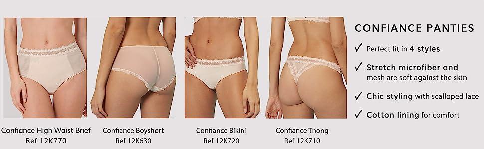 Confiance, Panties, panty, simone perele panty, French lingerie, french panty, bikini