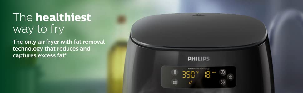 healthy airfrying airfryer health philips