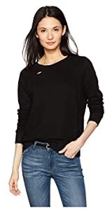 sweatshirt, ripped sweatshirt, cut out shirt