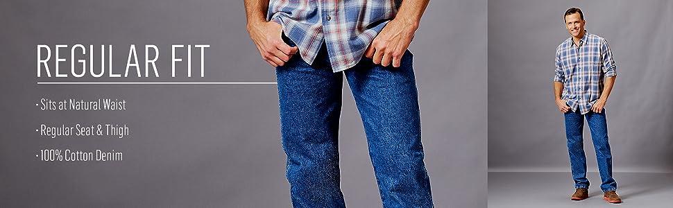 Wrangler Authentics Classic Regular Flex Jean