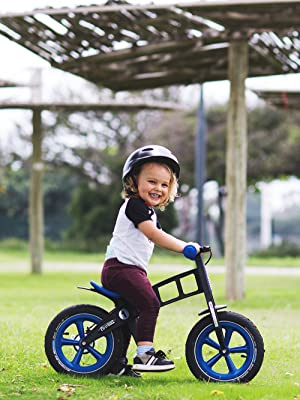 firstbike street bike, balance bike on the street