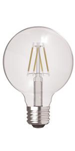 Decorative Globe LED Bulbs