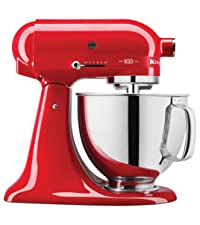 100 Year, Limited Edition, Queen of  Hearts, Stand Mixer, 5 Quart, Passion Red, Mixer, Tilt Head