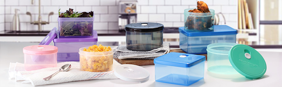food container, pasta, cookies, pastry, cake, chicken, salad, french fries, soup, dessert, healthy