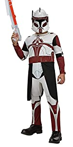 Commander Fox Children's Costume