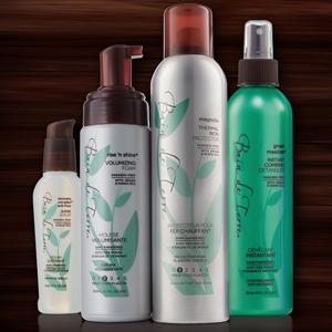 Bain de Terre, biotera, hair care, shampoo, conditioner