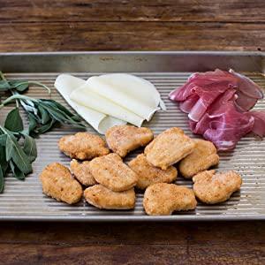 Applegate Organic Chicken nuggets no gmo soy gluten nitrites nitrates fillers preservatives abf