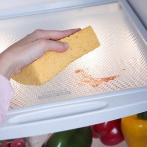 liners for fridge shelves