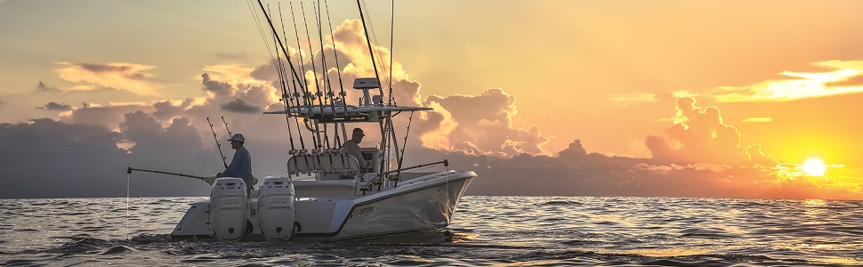 Fishing on baot