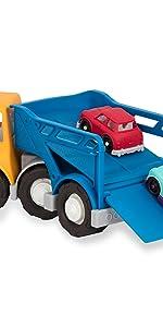 Green toys car truck vehicle tonka boy kid toddler Melissa doug monster hot wheels paw patrol bruder