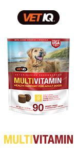 VetIQ Multivitamin Chews for Dogs