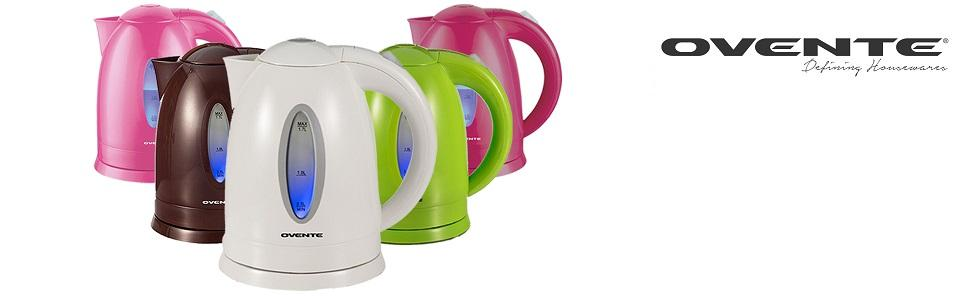 ovente, electric kettle