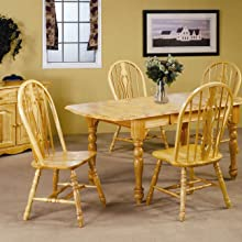 small table,curved legs,leaf table,drop leaf,traditional,dining room,dining room tables,light oak