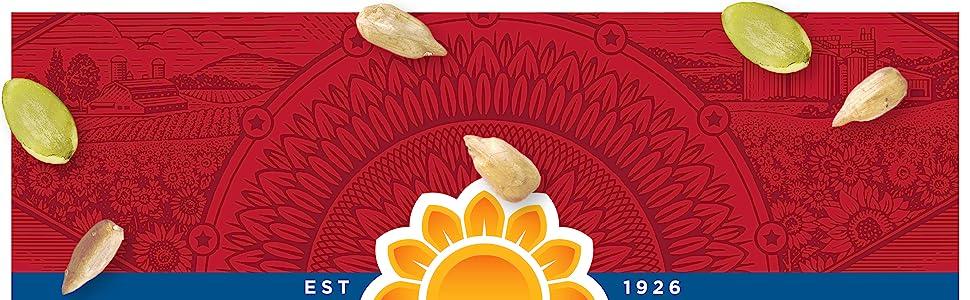 DAVIDs sunflower kernels and pepita seeds