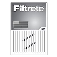 Illustration of Filtrete filter in packaging