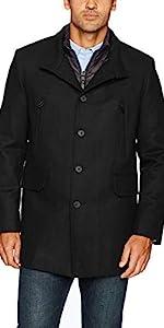 Melton 3-in-1 Wool Jacket