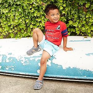 water friendly boys sandal, kids summer shoes