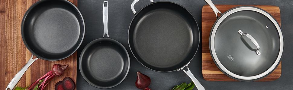 Heroic; Cookware; Fry Pans