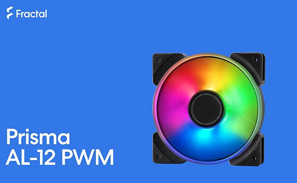 Fractal Design Prisma AL-12 PWM