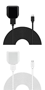 Arlo Pro 2 Power Cable and Adapter