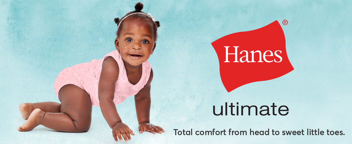 hanes baby; baby clothes; unisex baby clothes; clothes for babies; baby boy clothes