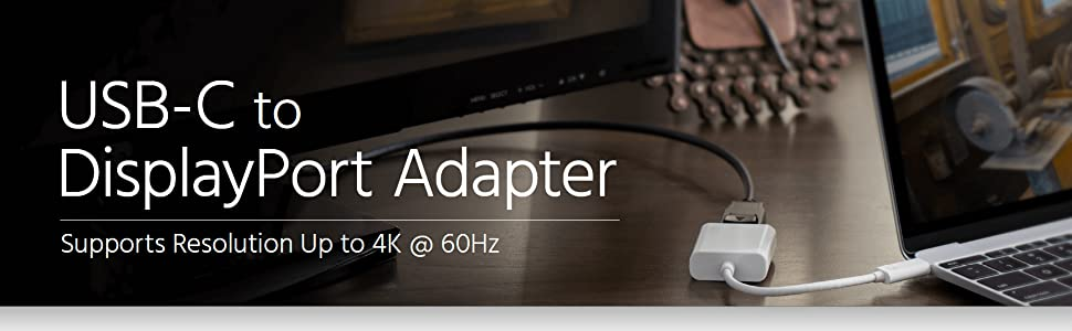 Monoprice Select Series USB-C to DisplayPort Adapter