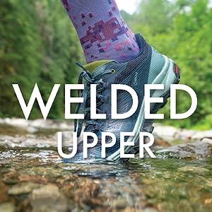 welded upper
