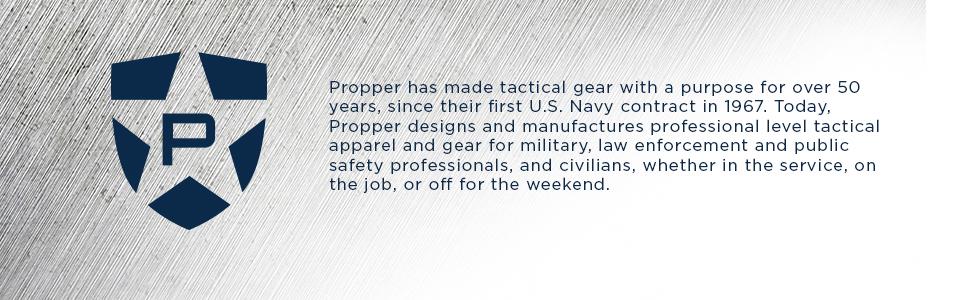 propper tactical