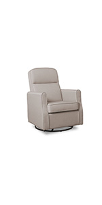 delta children upholstered glider swivel rocker chair baby nursery furniture