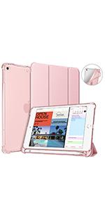 iPad mini 5 case rose gold