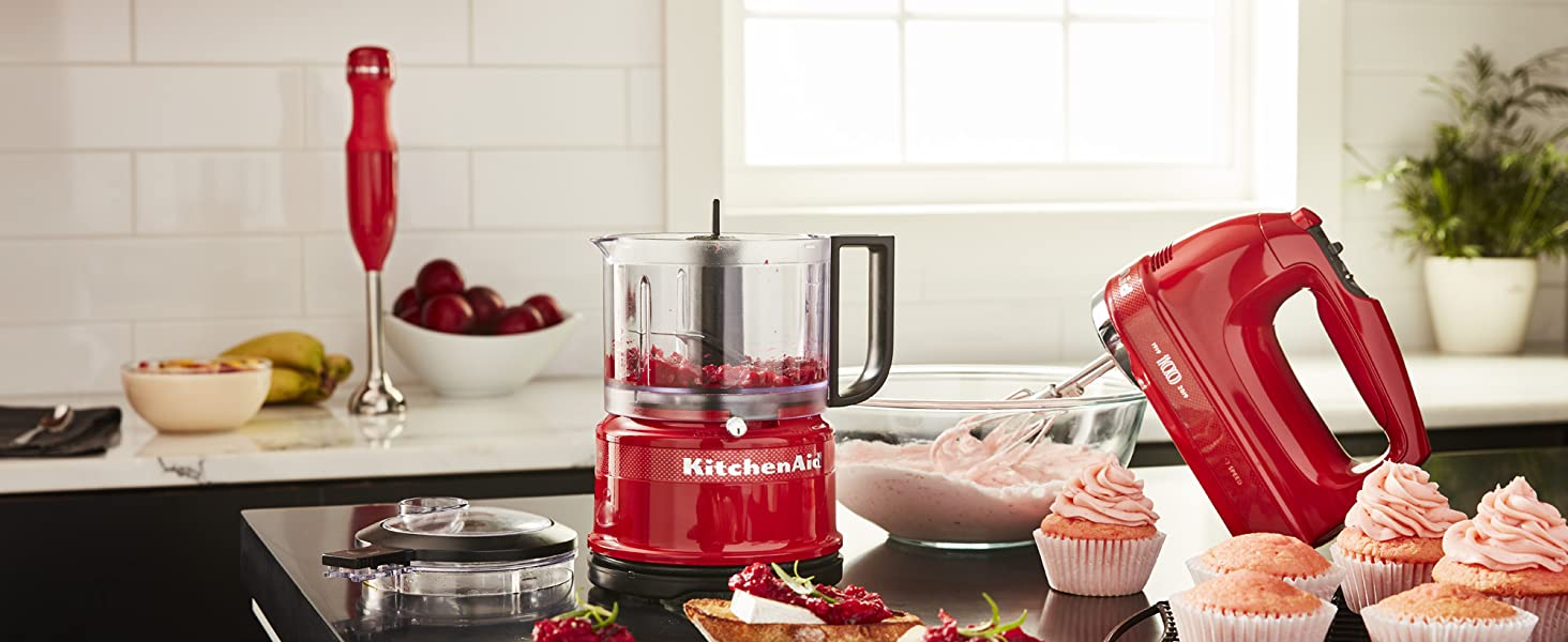 100 Year Limited Edition Queen of Hearts Collection, Mixer, Chopper, Blender, Kettle, Toaster